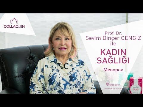 Prof. Dr. Sevim Dinçer Cengiz İle KADIN SAĞLIĞI | Menopoz