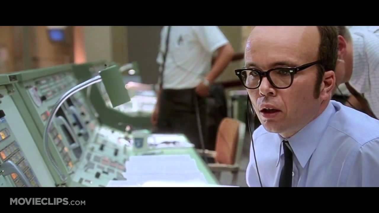Houston, We Have a Problem Apollo 13 4 11 Movie CLIP 1995 ...