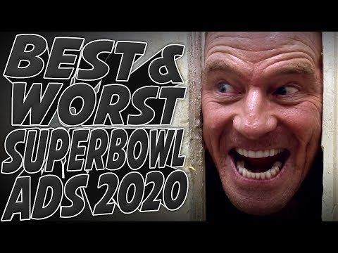 Best And Worst Super Bowl Ads 2020 & Gritty Is Innocent!
