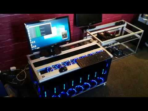 Video cards spec for cryptocurrency mining
