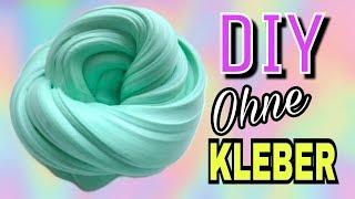 Schleim OHNE Kleber, Waschmittel, Peel of Maske, Kontaktlinsenlösung, etc... 👌 💕😍I MissNice
