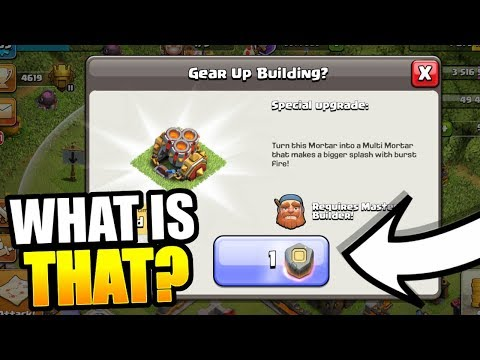 NEW MAGIC ITEM USED!! - FREE UPGRADES IN CLASH OF CLANS!