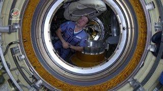 Космонавт Александр Мисуркин: эксперименты на орбите
