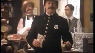 Brannigans Crisps Ad 1990