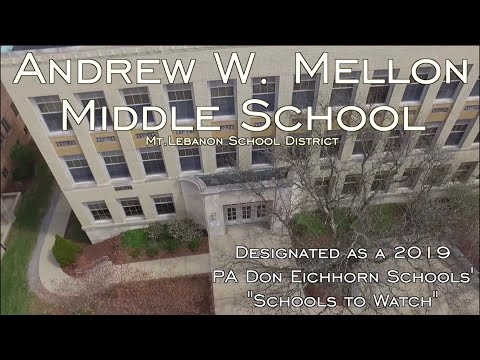 Mellon Middle School | Schools to Watch 2019