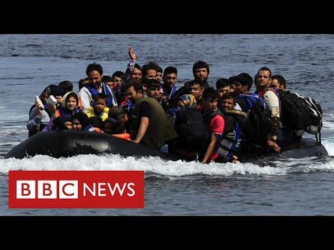 "French Commander accuses UK of ""ingratitude"" over migrant crossing patrols  - BBC News"
