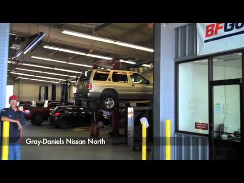 A Tour Of Gray Daniels Nissan North