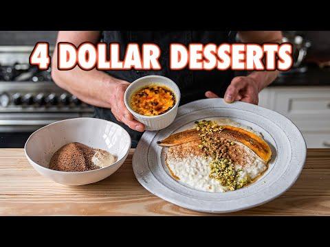 4 Dollar Date Night Desserts (3 ways) | But Cheaper