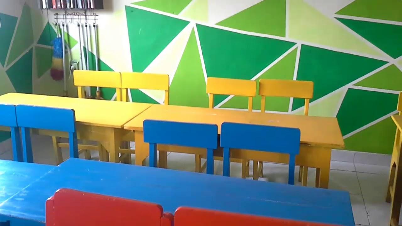 Video Tutorial Desain Kelas Sekolah Menyenangkan Fun School