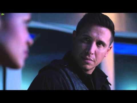 Arrow - Amanda Waller death