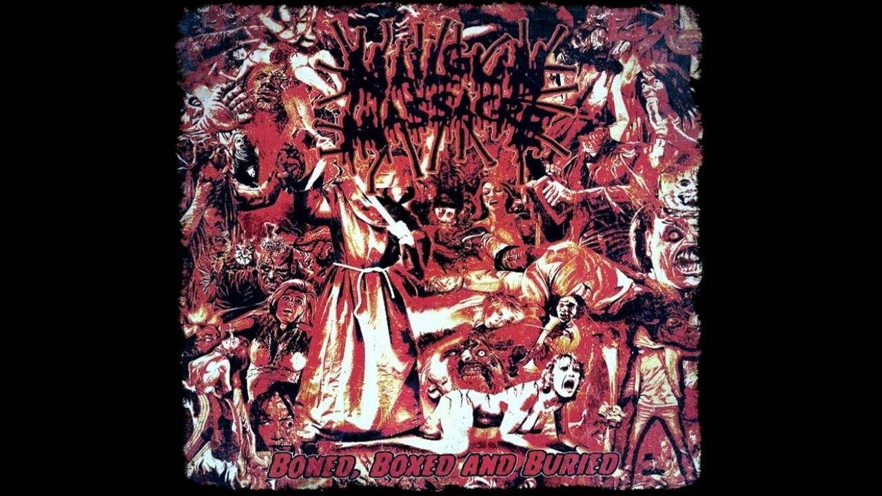 Nailgun Massacre - Stinky Stench - YouTube