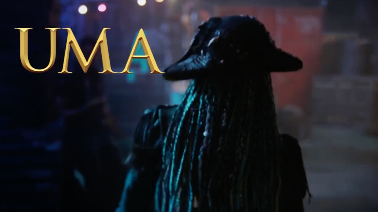 Descendientes 2 | Conoce a Uma, hija de Ursula - YouTube