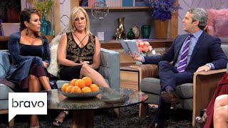 RHOC: Kelly Dodd Opens up About Michael's Jealous Tendencies (Season 12, Episode 20) | Bravo