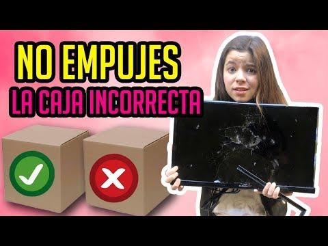 NO EMPUJES LA CAJA INCORRECTA /EXTREMO
