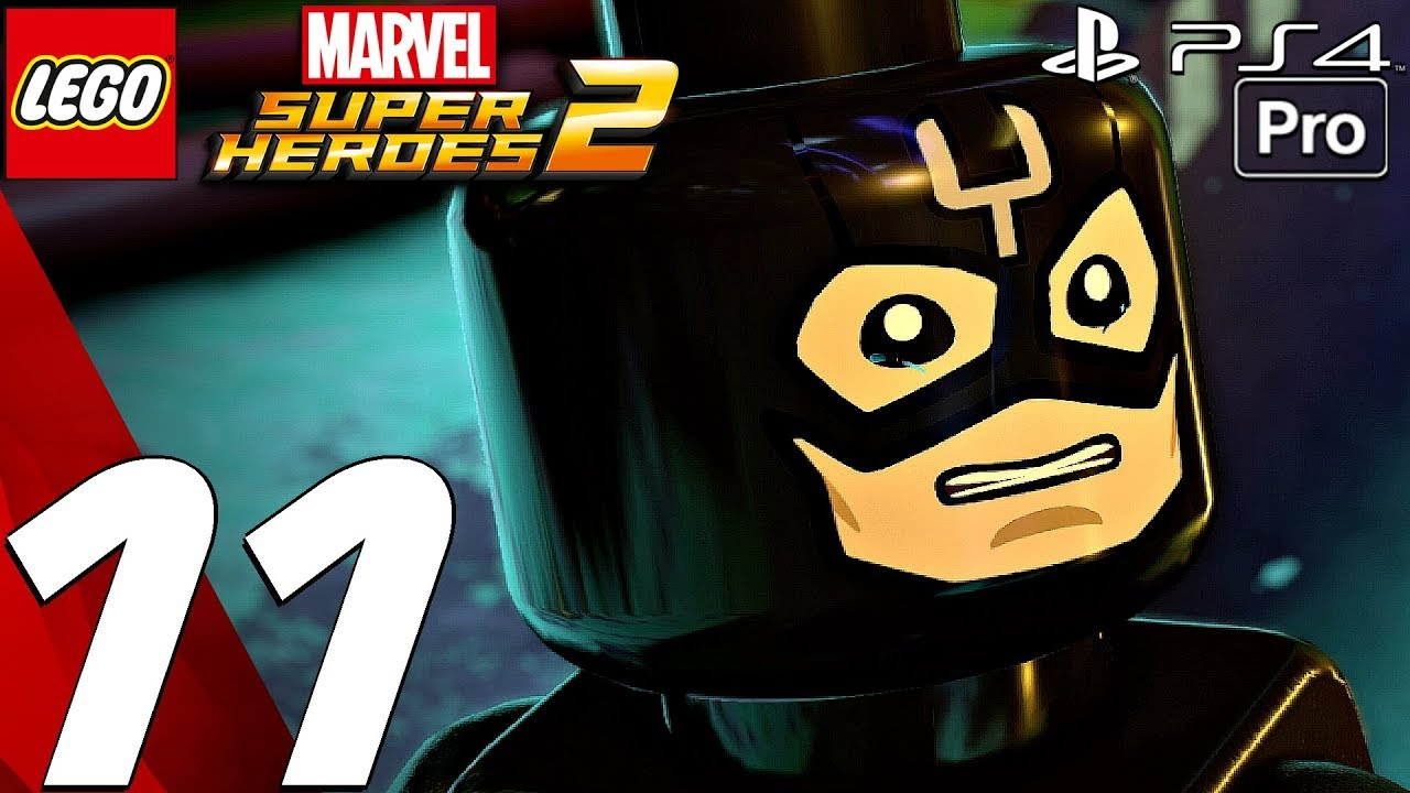 Imagenes de lego marvel super heroes 2 walkthrough part 11