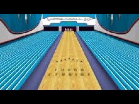 Gutterball 3D Gameplay (Retro Bowl)