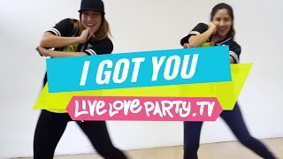 I Got You by Shaggy | Zumba® Fitness with Madelle and Kristie | Live Love Party