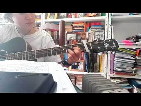 Dancing in the moonlight Guitar Chords