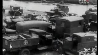 Ист. Хроники: 1941 -  Константин Симонов. часть 2