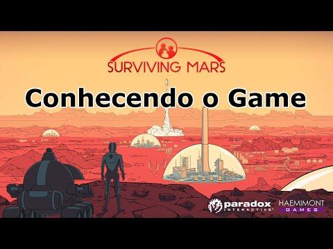Surviving Mars (PS4