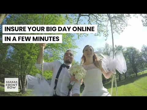 Wedding Insurance Canada | General Liability Insurance For Wedding | Wedding Insurance Ontario