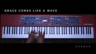 Grace Like A Wave (Keys Tutorial)