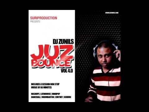 DJ ZUNILS 'JUZ BOUNCE' VOL 4 CRAZY MEGA MIX