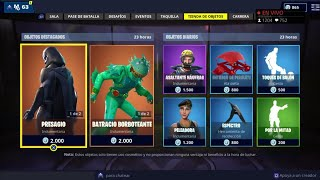 THE *NEW FORTNITE STORE TODAY DECEMBER 5TH! NEW SKINS AND BAILES?