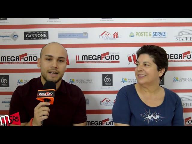 Intervista a Giancarla De Marco - Stramurales 2019