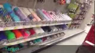 Duct Tape Sections in Walmart Michael's Target & Office Depot!!