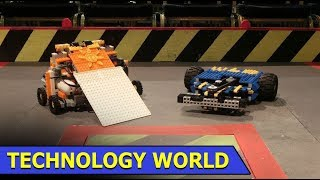 American Nuclear Plants | Sports Robot Wars | Technology World | Ep 42