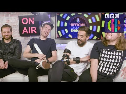 Bastille Interview | CBBC Official Chart Show