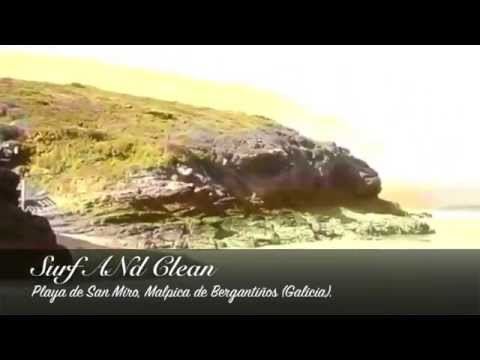 Recoge tu playa: Playa de San Miro