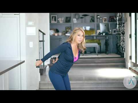 Sexy Arms Part 2: 4-Minute Firmer Arms | LifeFit 360 | Denise Austin