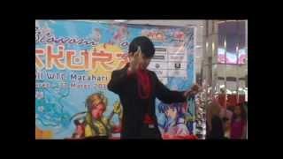Magician GAGAL di WTC Mall Serpong ~ Marcel Radhival ( Pesulap Merah )