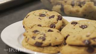 Secretly Vegan Chocolate Chip Cookies | Genius Desserts
