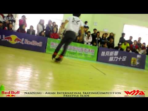 NanNing-Asean Freestyle Skating Competition- Freestyle Slide.m2ts
