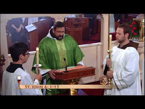 Daily Catholic Mass - 2018-07-29 - Fr. Leonard