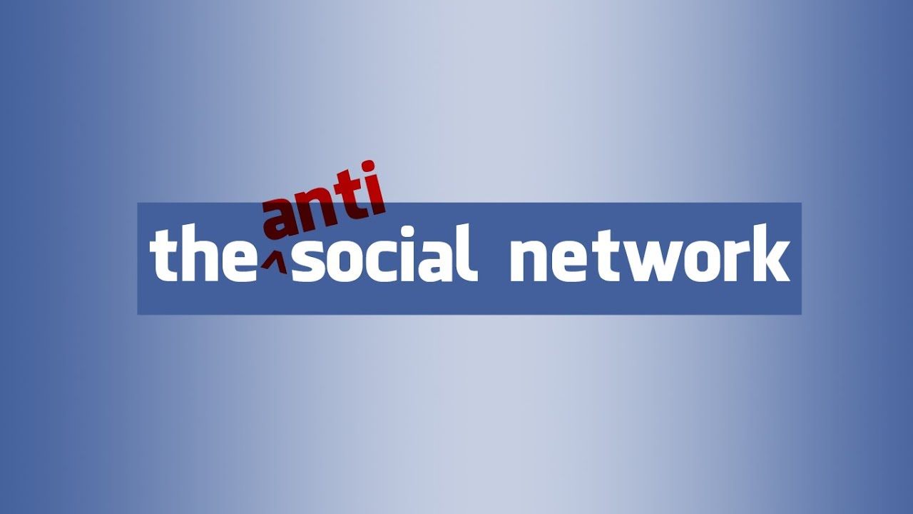 Image result for Anti-Social Networking