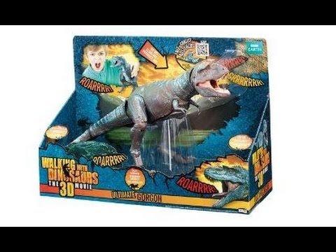 Walking With Dinosaurs 3d Toys Gorgon Dinovember! Walking wi...