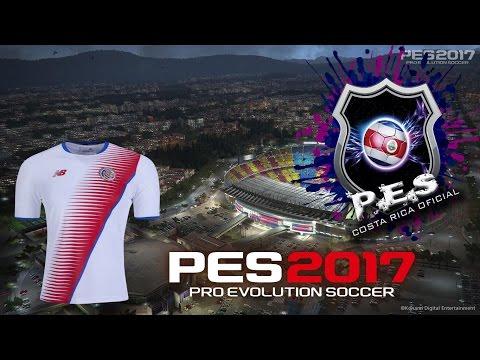 Costa Rica vs Argentina PES 17