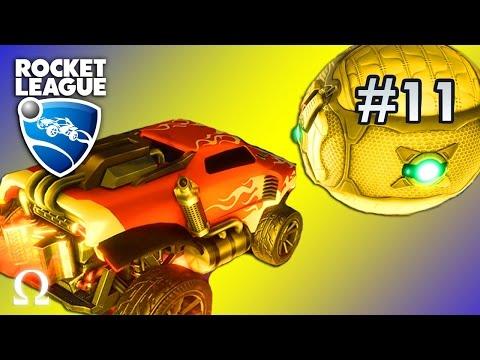 ROCKING THAT TEAMWORK GAME! | Rocket League #11