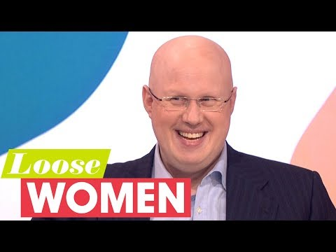 Matt Lucas Lost All His Hair When He Was Just 6 Years Old  Loose Women