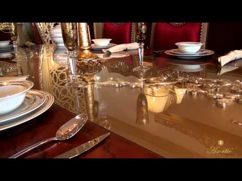 Asortie Mobilya ²⁰¹² ᶠʳ | Salon de meubles en Turquie | Mobilier classique