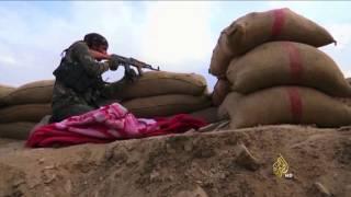 الأكراد يعتزمون إعلان نظام فيدرالي شمالي سوريا