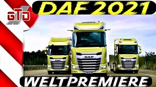 The New DAF 2021 World Premiere