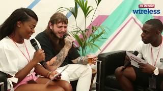 Wireless TV | Post Malone interview | 2017