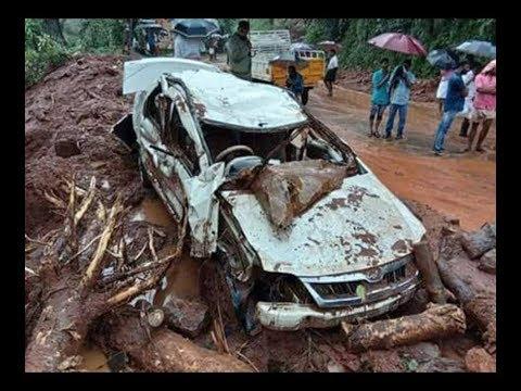 Munnar Live | Town Road Full of Water | Floods 2018 | Mattupetty Dam Open | Munnar Live Part 1