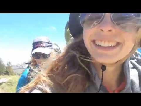 Backpacking Hoover Wilderness Summer 2016