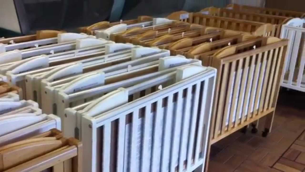 Portable Folding Convertible Crib Assembly Service In DC MD VA By Furniture  Assembly Experts LLC   YouTube